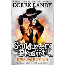 Resurrection (Skulduggery Pleasant, Book 10) by Derek Landy, 9780008219604