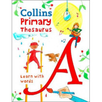 Collins Primary Thesaurus: Learn with words (Collins Primary Dictionaries) by Collins Dictionaries, 9780008222055