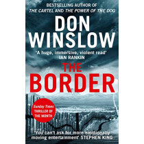 The Border by Don Winslow, 9780008227579