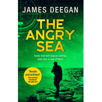 The Angry Sea (John Carr, Book 2) by James Deegan, 9780008229566