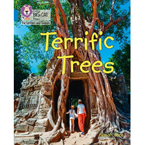 Collins Big Cat Phonics for Letters and Sounds - Terrific Trees: Band 04/Blue by Pip Jones, 9780008230272