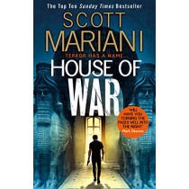 House of War (Ben Hope, Book 20) by Scott Mariani, 9780008235987