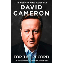 For the Record by David Cameron, 9780008239282