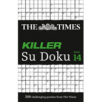 The Times Killer Su Doku Book 14: 200 challenging puzzles from The Times (The Times Killer), 9780008241223