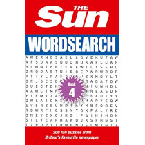 The Sun Wordsearch Book 4: 300 fun puzzles from Britain's favourite newspaper by The Sun, 9780008241261