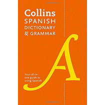 Collins Spanish Dictionary and Grammar: Two books in one by Collins Dictionaries, 9780008241391
