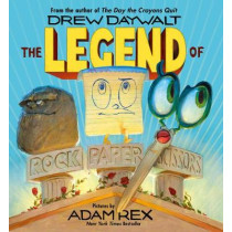 The Legend of Rock, Paper, Scissors by Drew Daywalt, 9780008252632