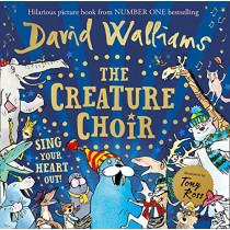 The Creature Choir by David Walliams, 9780008262198