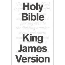 The Bible: King James Version (KJV), 9780008262709