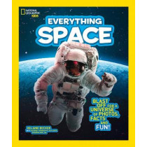 Everything: Space by National Geographic Kids, 9780008267773