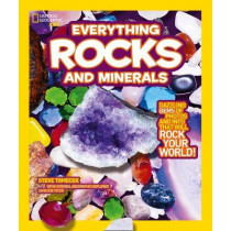 Everything: Rocks and Minerals by National Geographic Kids, 9780008267834
