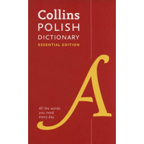 Collins Polish Essential Dictionary by Collins Dictionaries, 9780008270643