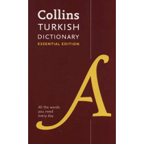Collins Turkish Essential Dictionary by Collins Dictionaries, 9780008270650