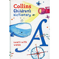 Collins Children's Dictionary: Learn with words by Collins Dictionaries, 9780008271176