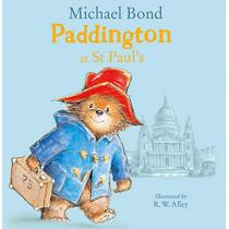 Paddington at St Paul's by Michael Bond, 9780008272050