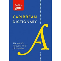 Collins Caribbean Dictionary Gem Edition (Collins Gem) by Collins Dictionaries, 9780008273743