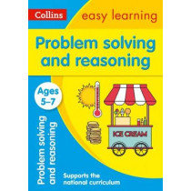 Problem Solving and Reasoning Ages 5-7 (Collins Easy Learning KS1) by Collins Easy Learning, 9780008275358
