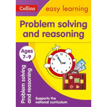 Problem Solving and Reasoning Ages 7-9 (Collins Easy Learning KS2) by Collins Easy Learning, 9780008275365