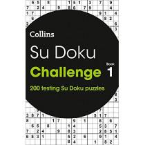 Su Doku Challenge book 1: 200 Su Doku puzzles by Collins, 9780008279639