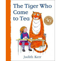 The Tiger Who Came to Tea by Judith Kerr, 9780008280581