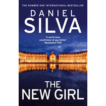 The New Girl by Daniel Silva, 9780008280864