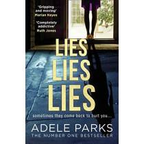 Lies Lies Lies by Adele Parks, 9780008284664