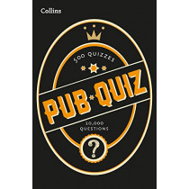 Collins Pub Quiz: 10,000 easy, medium and difficult questions by Collins, 9780008290276