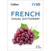 Collins French Visual Dictionary by Collins Dictionaries, 9780008290313