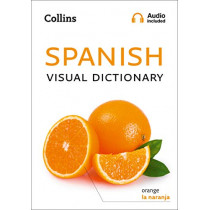 Collins Spanish Visual Dictionary by Collins Dictionaries, 9780008290320