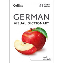 Collins German Visual Dictionary by Collins Dictionaries, 9780008290337