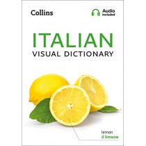 Collins Italian Visual Dictionary by Collins Dictionaries, 9780008290344