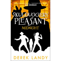 Midnight (Skulduggery Pleasant, Book 11) by Derek Landy, 9780008303938