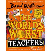 The World's Worst Teachers by David Walliams, 9780008305789