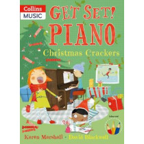 Get Set! Piano - Christmas Crackers by Karen Marshall, 9780008306144