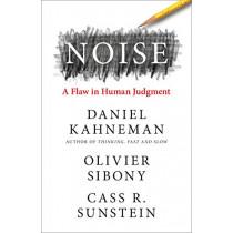 Noise by Daniel Kahneman, 9780008308995