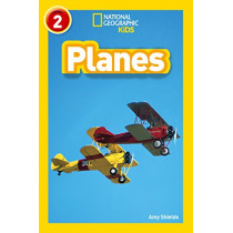 Planes: Level 2 (National Geographic Readers) by Amy Shields, 9780008317218