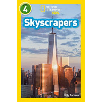 Skyscrapers: Level 4 (National Geographic Readers) by Libby Romero, 9780008317409
