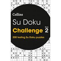 Su Doku Challenge book 2: 200 Su Doku puzzles by Collins, 9780008323912