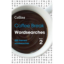Coffee Break Wordsearches Book 2: 200 themed wordsearches by Collins, 9780008323950