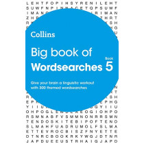 Big Book of Wordsearches book 5: 300 themed wordsearches by Collins Puzzles, 9780008324162
