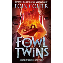 The Fowl Twins by Eoin Colfer, 9780008324810