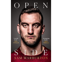 Open Side: The Official Autobiography by Sam Warburton, 9780008336578