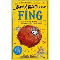Fing by David Walliams, 9780008342579