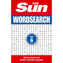 The Sun Wordsearch Book 6: 300 fun puzzles from Britain's favourite newspaper by The Sun, 9780008342944