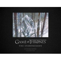 Game of Thrones: The Storyboards by Michael Kogge, 9780008354541
