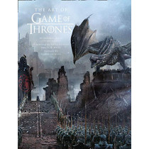 The Art of Game of Thrones: The official book of design from Season 1 to Season 8 by Insight Editions, 9780008354558