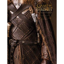 Game of Thrones: The Costumes: The official costume design book of Season 1 to Season 8 by Michele Clapton, 9780008354572