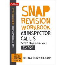 An Inspector Calls Workbook: New GCSE Grade 9-1 English Literature AQA: GCSE Grade 9-1 (Collins GCSE 9-1 Snap Revision) by Collins GCSE, 9780008355265