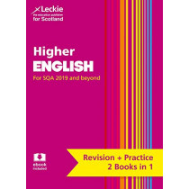 NEW Higher English: Revise for SQA Exams (Leckie Complete Revision & Practice) by Catherine Travis, 9780008365226