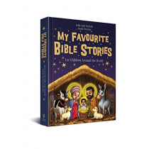 My Favourite Bible Stories by Kelly-Jade Nicholls, 9780008365424